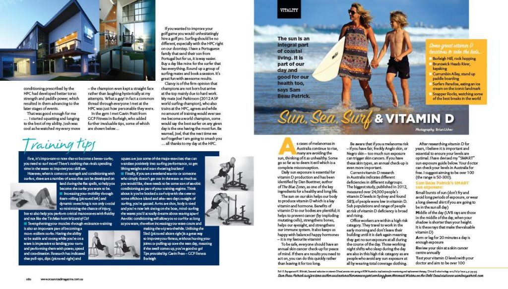 Ocean Road Magazine 1