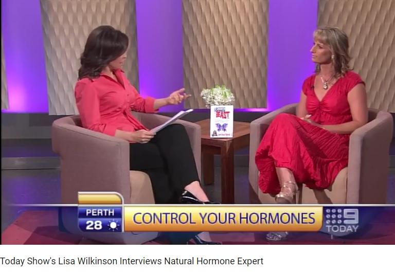 Lisa Wilkinson Interviews The Health Queen