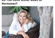 Winter Blues or hormones SAm beau patrick